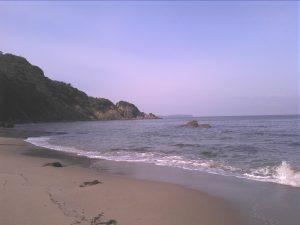 海と山。福岡都心部へも電車で30分。