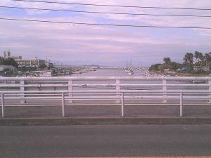 津屋崎漁港。日常にこの風景があることのありがたさ。