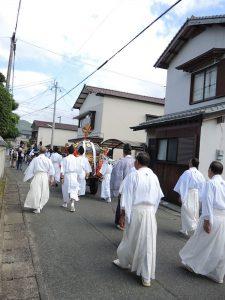 2013.10.6波折神社おくんち