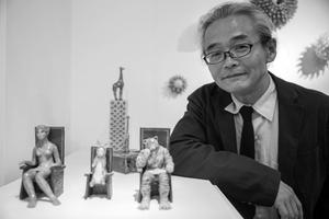 磁器作家・藤吉憲典