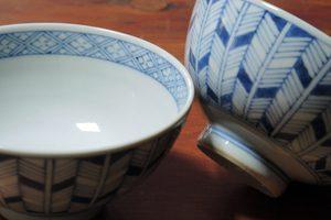 お気に入りのごはん茶碗。