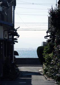津屋崎の海