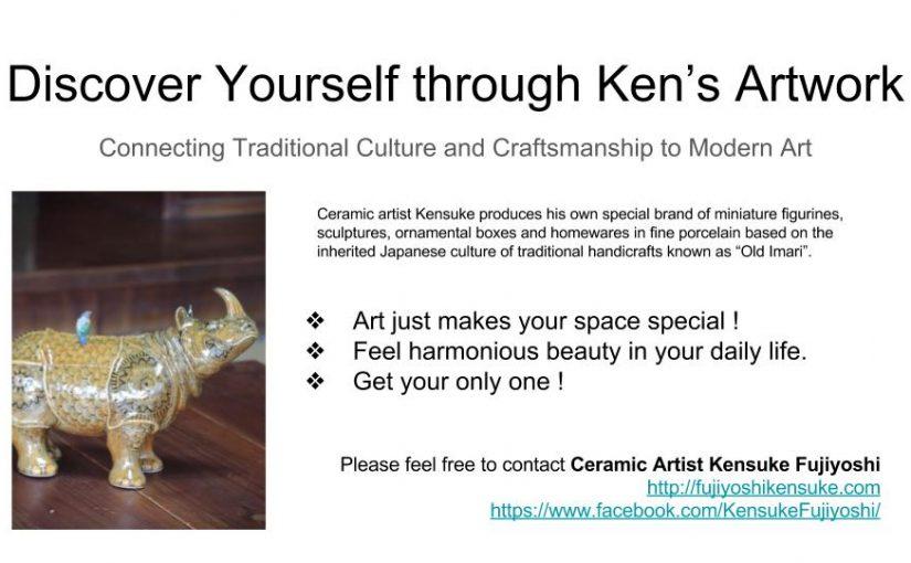 Discover Yourself through Ken's Artworks