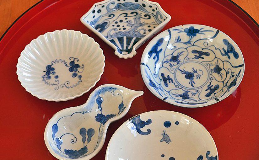 藤吉憲典の小皿豆皿