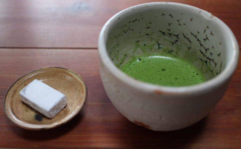もっと気軽にお抹茶。