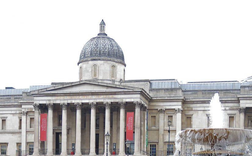 ロンドン3日目 ナショナル・ギャラリーと交通博物館
