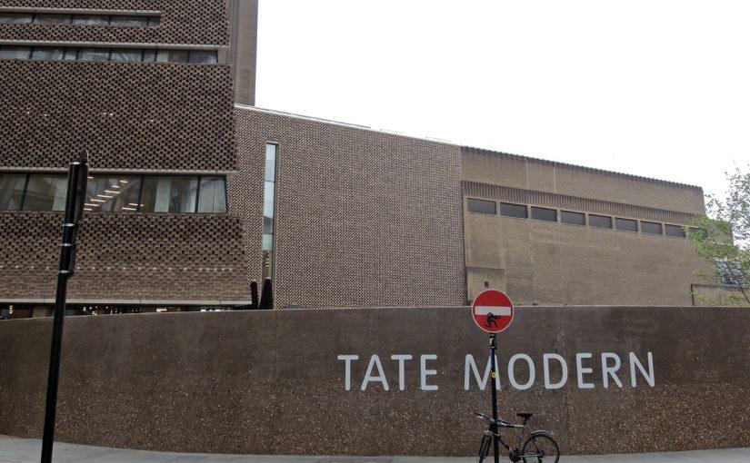 ロンドン2日目(1)Tate Modern