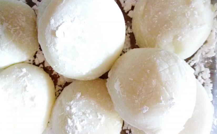 恒例の津屋崎ブランチお餅つき。