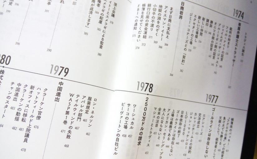 読書『SHOE DOG 靴にすべてを。』(東洋経済新報社)