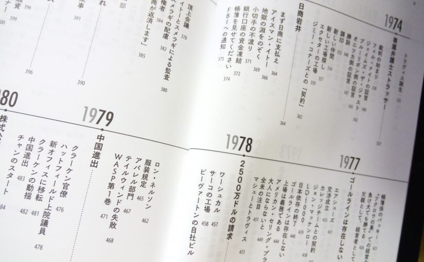 『SHOE DOG』東方経済新報社
