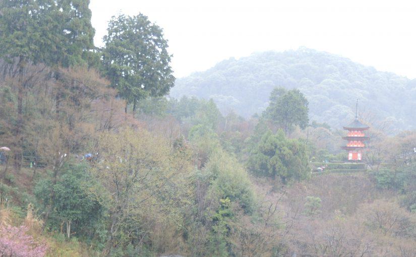 ひさびさ京都(3)清水寺
