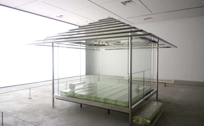 続・佐賀県立博物館・美術館。