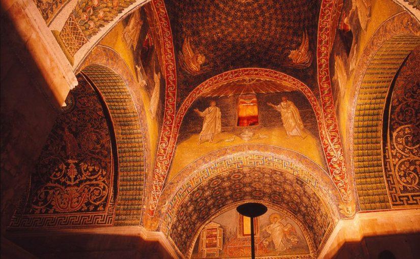 告知:世界史を建築家の視点で学ぶ、第3回目『初期キリスト教・ビザンチン』