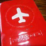 パスポート更新。