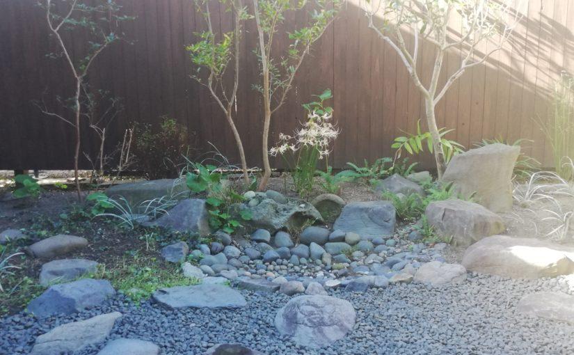 花祭窯の庭