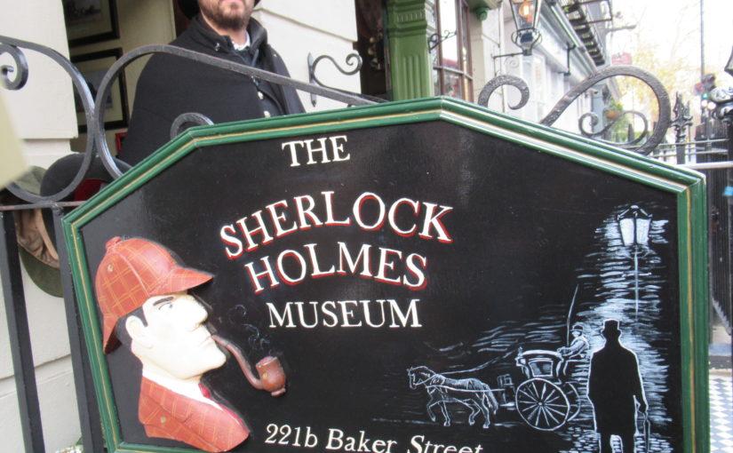 ロンドンシャーロックホームズミュージアム
