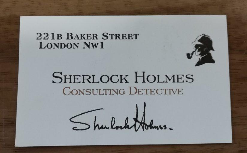 読書:まだまだ続く、シャーロック・ホームズ。