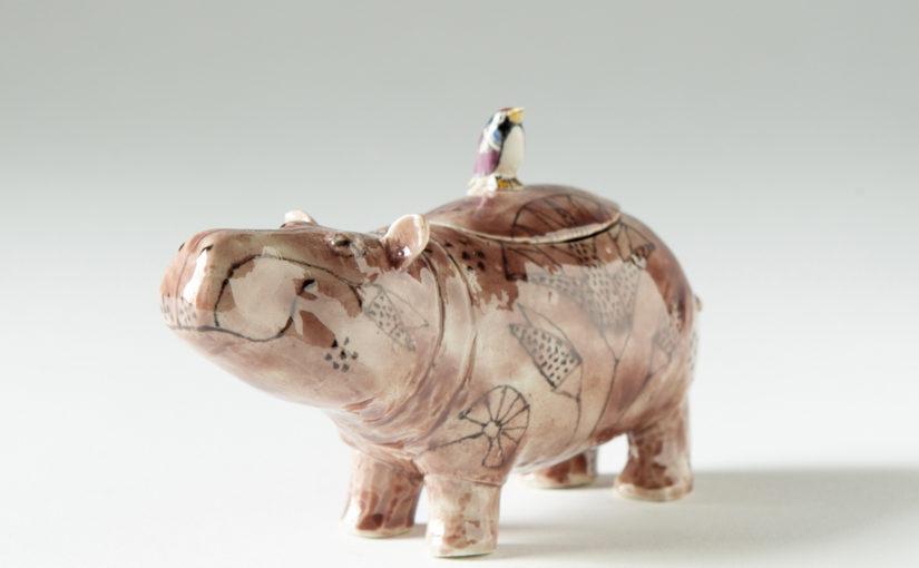 Purple Hippo, KENSUKE FUJIYOSHI