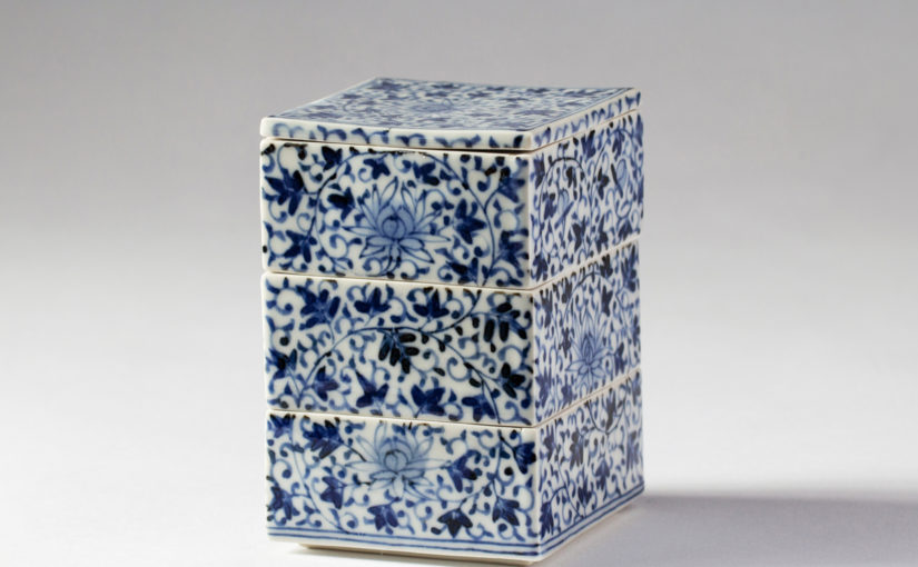 The beauty of Japanese porcelain ; The works by Kensuke Fujiyoshi (001)