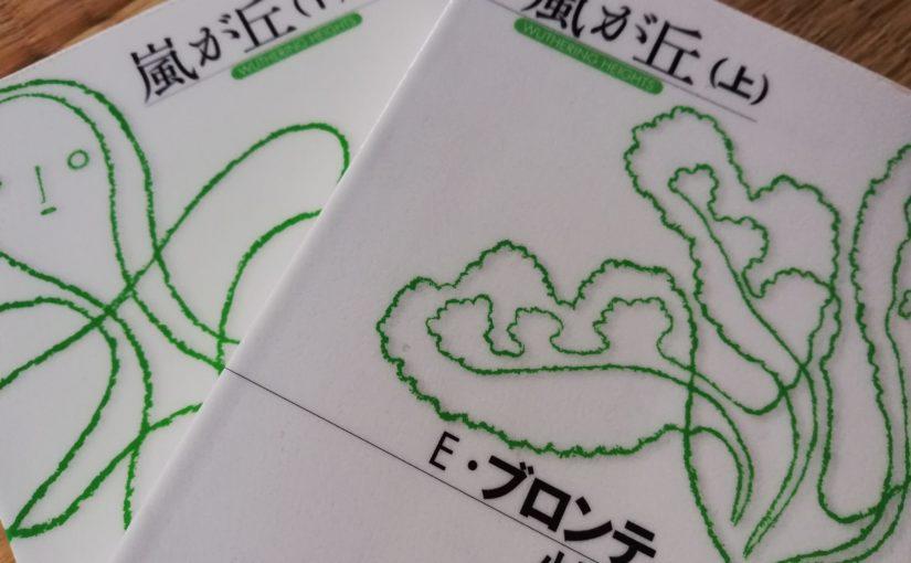 読書『嵐が丘(上・下)』(光文社古典新訳文庫)