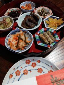 小皿豆皿でおせち 藤吉憲典の小皿豆皿