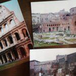 「体験」と「本」の相互補完。ローマの強烈なインパクトを思い出しました。