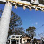 近所に神社があるというのは、何気ないことのようで、ありがたいことなのだと気づく。