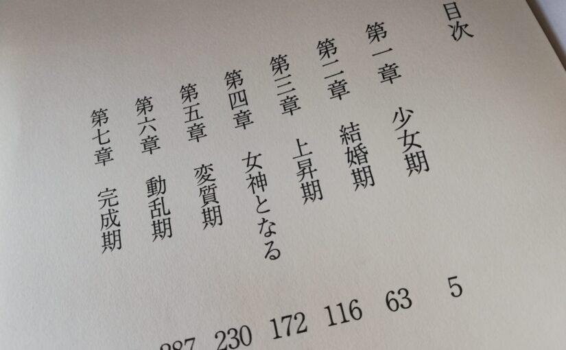 読書『マリリン・モンローという女』(角川書店)藤本ひとみ