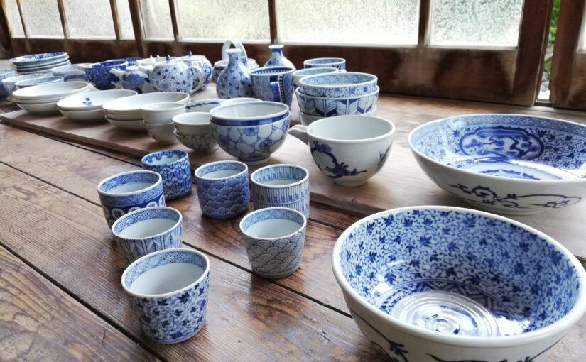 桃居さんでの「藤吉憲典陶展」に向けて、器、続々完成中。